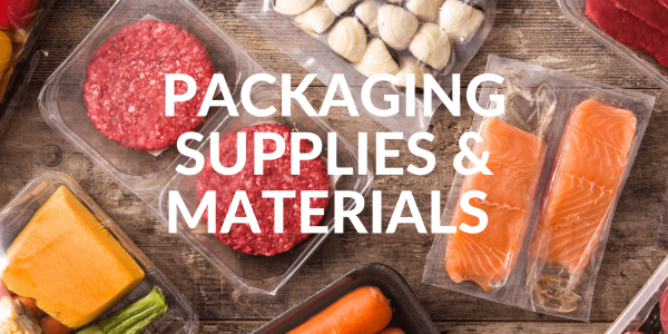 Packaging Supplies and Materials